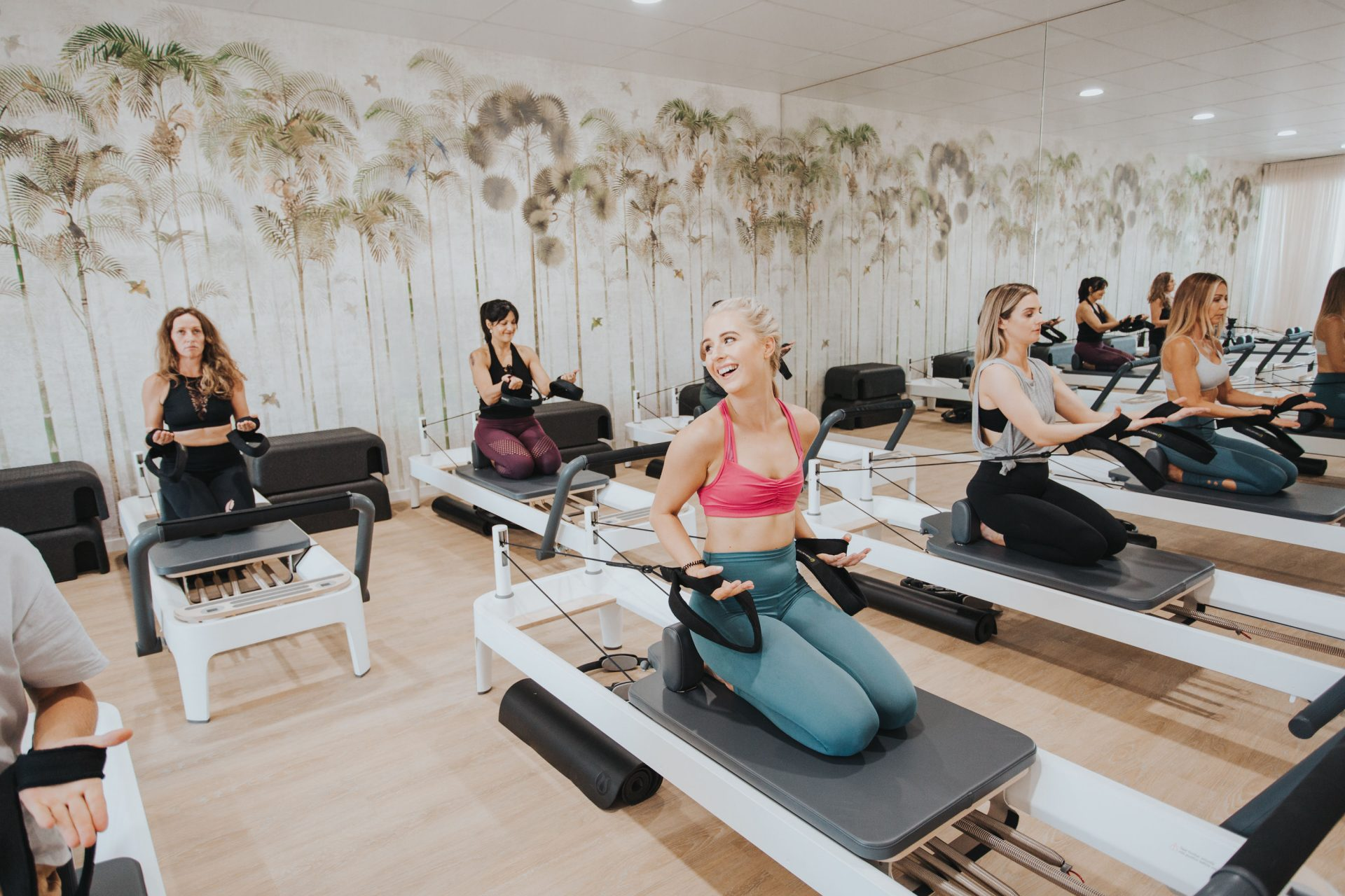 Five benefits of reformer pilates