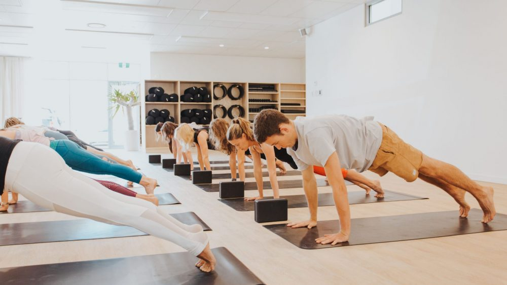 Mat Work Yoga and Pilates Perth
